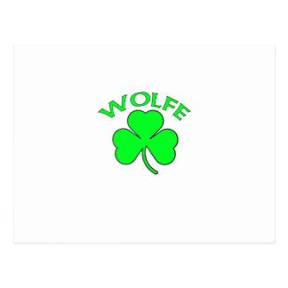 Wolfe Postcard