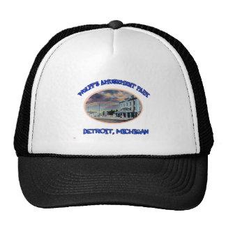 Wolff s Amusement Park Mesh Hat