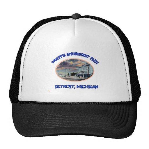Wolff's Amusement Park Mesh Hat