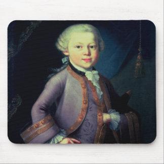 Wolfgang Amadeus Mozart , 1763 Mouse Mat