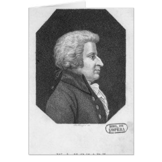 Wolfgang Amadeus Mozart Cards