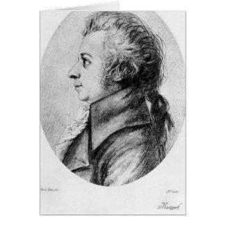 Wolfgang Amadeus Mozart Card