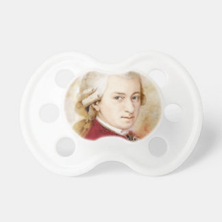 Wolfgang Amadeus Mozart in the water color style Dummy