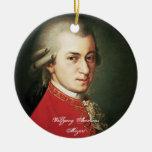 Wolfgang Amadeus Mozart Ornament