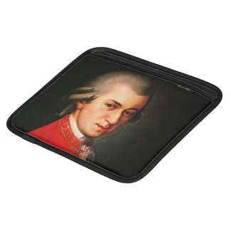Wolfgang Amadeus Mozart portrait Sleeve For iPads