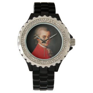 Wolfgang Amadeus Mozart portrait Watch