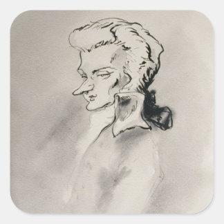 Wolfgang Amadeus Mozart Sticker