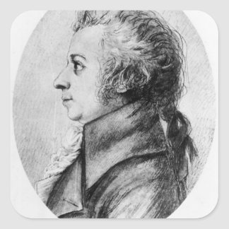 Wolfgang Amadeus Mozart Stickers