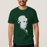 Wolfgang Amadeus Mozart Tee Shirt