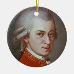 Wolfgang Amadeus Mozart Weinachtsornamente