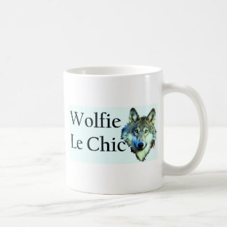 Wolfie Le Chic Coffee Mug