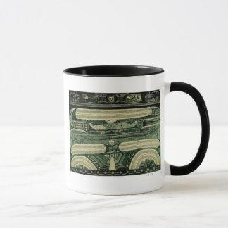 Wölfli 'Petrol' Fine Art Mug