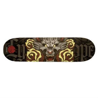 Wolfman Skate Deck