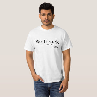 wolfpack dad T-Shirt