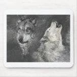 Wolfs Alfombrilla De Ratones