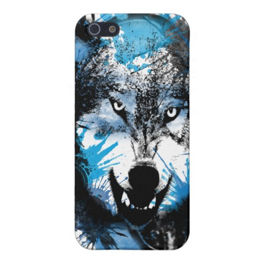 Wolfs Glare iPhone 5 Covers