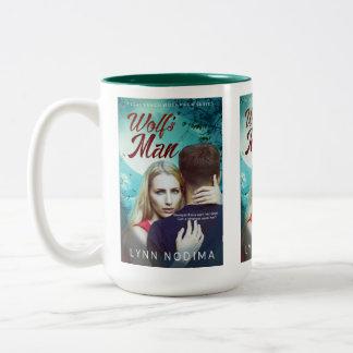 Wolf's Man Mug
