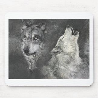 Wolfs Mouse Mat