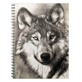 Wolf's Stare Notebook