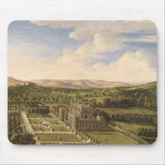 Wollaton Hall and Park, Nottingham, 1697 (oil on c Mouse Pad