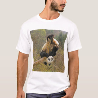 Wolong Panda Reserve, China, 2 1/2 yr old T-Shirt