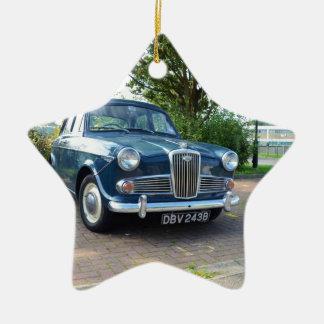 Wolseley 1500 christmas ornament
