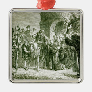 Wolsey at Leicester Christmas Ornament