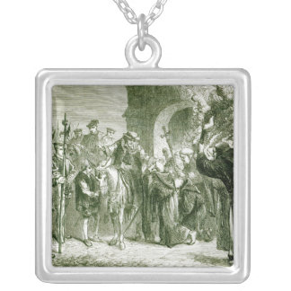 Wolsey at Leicester Silver Plated Necklace