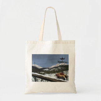 Wolverine Budget Tote Bag