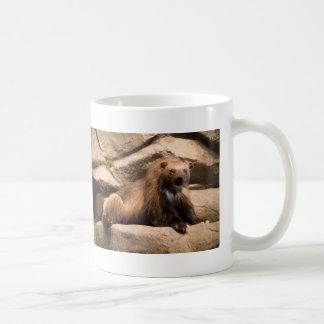 Wolverine Classic White Coffee Mug