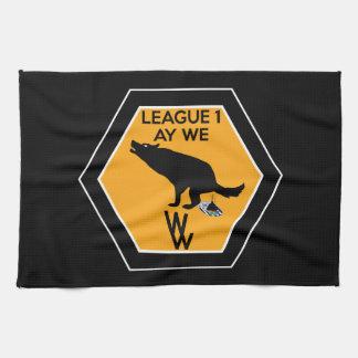 Wolves FC Tea Towel
