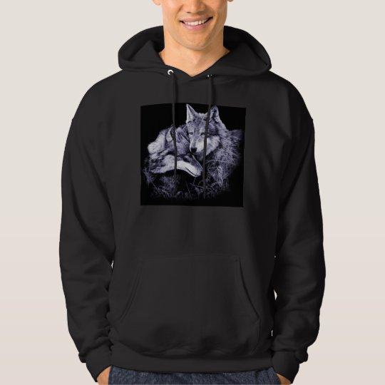 wolves hoodie