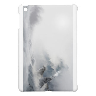 Wolves Howl At The Moon iPad Mini Cases
