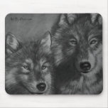 Wolves mousepad
