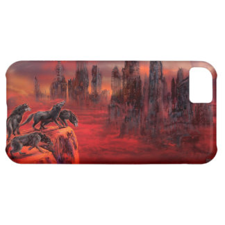 Wolves of Future Past iPhone 5C Case