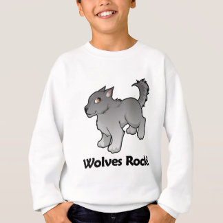 Wolves Rock! Sweatshirt