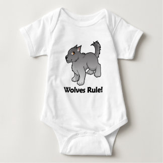 Wolves Rule! Tee Shirts