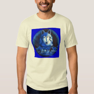 wolves tee shirts