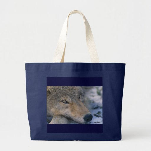 wolves wolf lovers gifts canvas bags