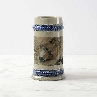 Wolves Wolf Stien Coffee Mugs