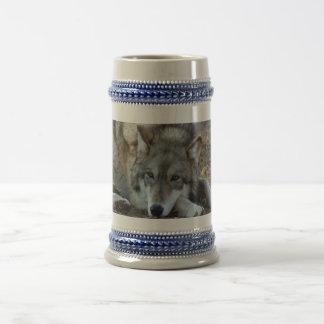 Wolves Wolf Stien Coffee Mug