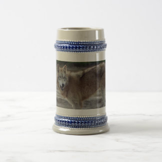 Wolves Wolf Stien Coffee Mugs