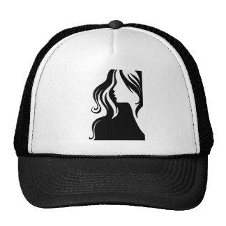 woman-311607 woman portrait girl female beautiful trucker hat