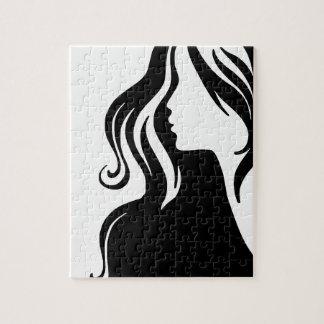 woman-311607 woman portrait girl female beautiful jigsaw puzzles