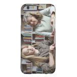 Woman and granddaughter reading together iPhone 6 case