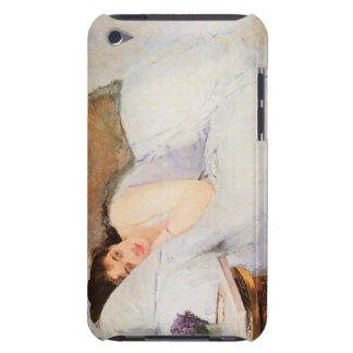 Woman Awakening, 1876 (oil on canvas) iPod Touch Covers