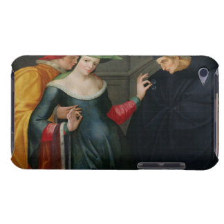 Woman Between Two Ages iPod Case-Mate Case