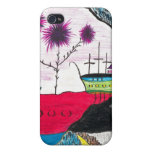 Woman by the Sea iPhone 4/4S Cases