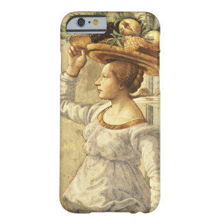 Woman carrying Fruit, from the Birth of St. John t Barely There iPhone 6 Case