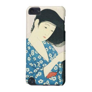 Woman Combing Her Hair Hashiguchi Goyo iPod Touch (5th Generation) Case